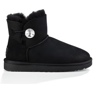 BOTTINE BOTTINES UGG MINI BAILEY BUTTON BLING