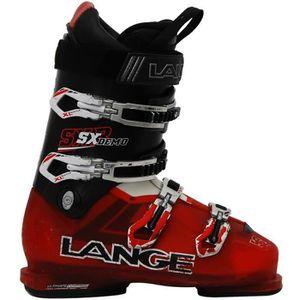 CHAUSSURES DE SKI Chaussure de Ski Lange SX rtl rouge/noir