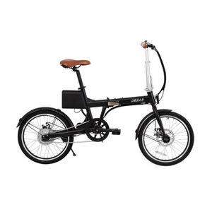 VÉLO ASSISTANCE ÉLEC Vélo à Assistance électrique Pliable e-bike Urban