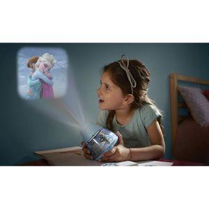 Philips Veilleuse murale Reine des Neiges Disney Détecteur de mouvement Lampe