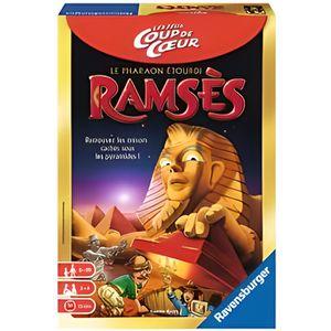 JEU SOCIÉTÉ - PLATEAU Le pharaon étourdi Ramsès