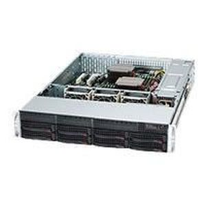 BOITIER PC  SUPERMICRO SUPERCHASSIS 825TQ-R740LPB ORDINATEU…