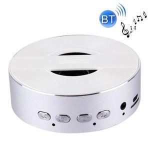 ENCEINTE NOMADE Enceinte Bluetooth d'intérieur Ronde portable en f