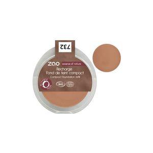 FOND DE TEINT - BASE Recharge fond de teint compact pétale de rose ZAO
