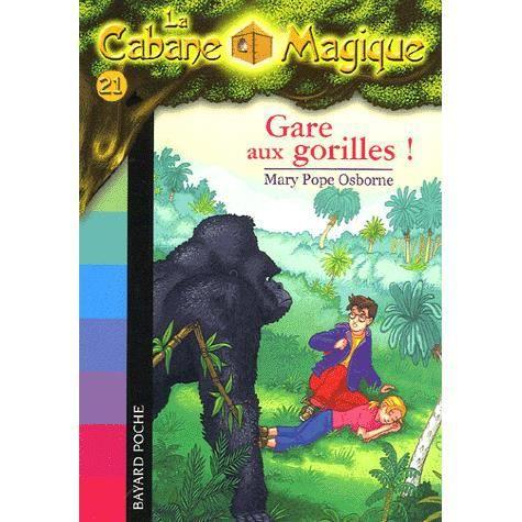 Livre 6-9 ANS La Cabane Magique Tome 21