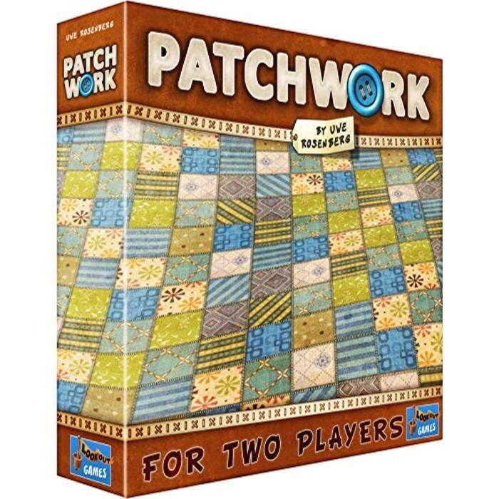 Piece Detachee Table Multi-Jeux N8M1Q Patchwork