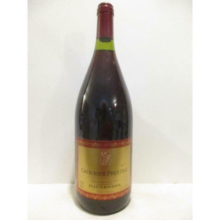 magnum 150 cl jean groubier prestige (non millésimé années 2000 à 2010) rouge années 2000 - vin de france