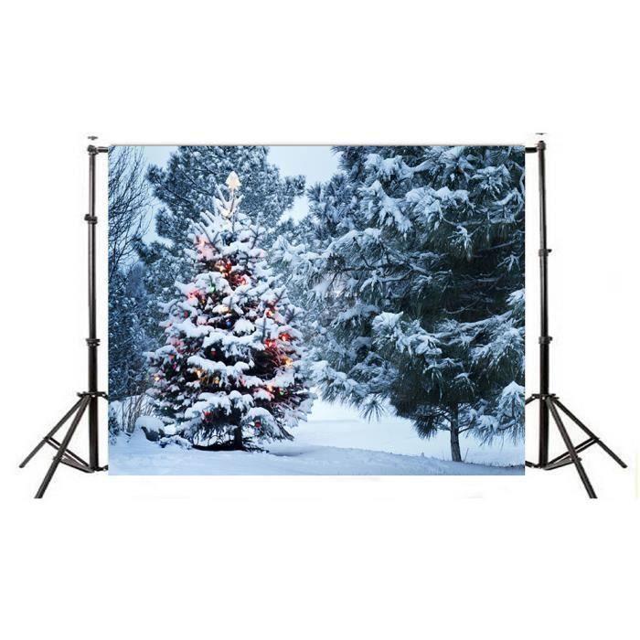 HT Mur vinyle panneaux muraux Noël 5x3FT Digital Toile de fond Photographie Studio B ds447 - HTTNS903A21559