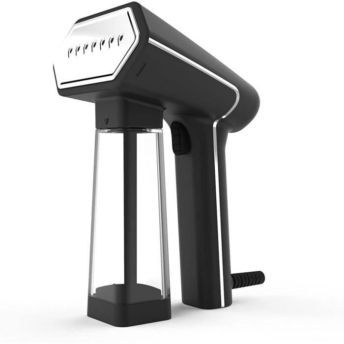 STEAMONE SN50SB Défroisseur Vapeur portatif S-Nomad,1600 W, Noir
