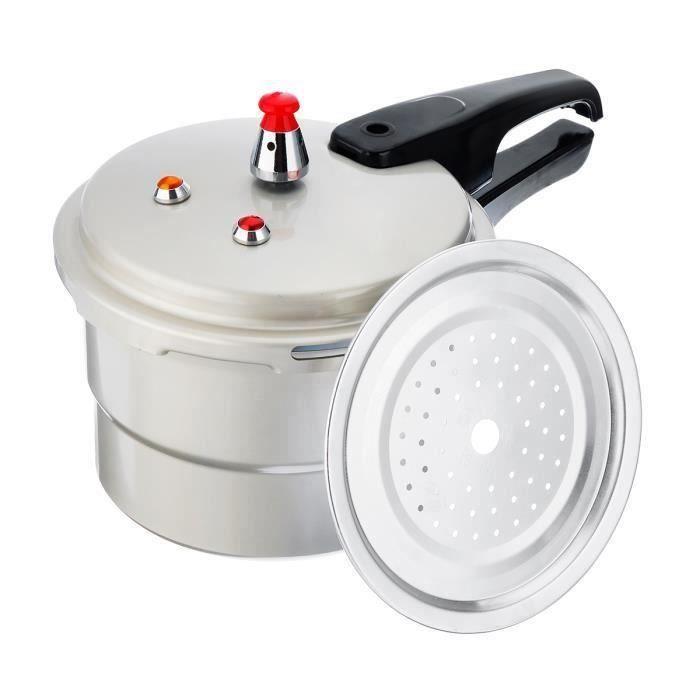 Autocuiseur Secure Cuiseur à Pression Relâche Multifonction - pour Cuisinière à Gaz - 3L - 18cm ma32125