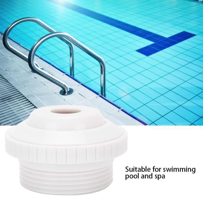 Accessoires de buse de sortie d'eau de spa de piscine G1-1 / 2 DN40 Raccords