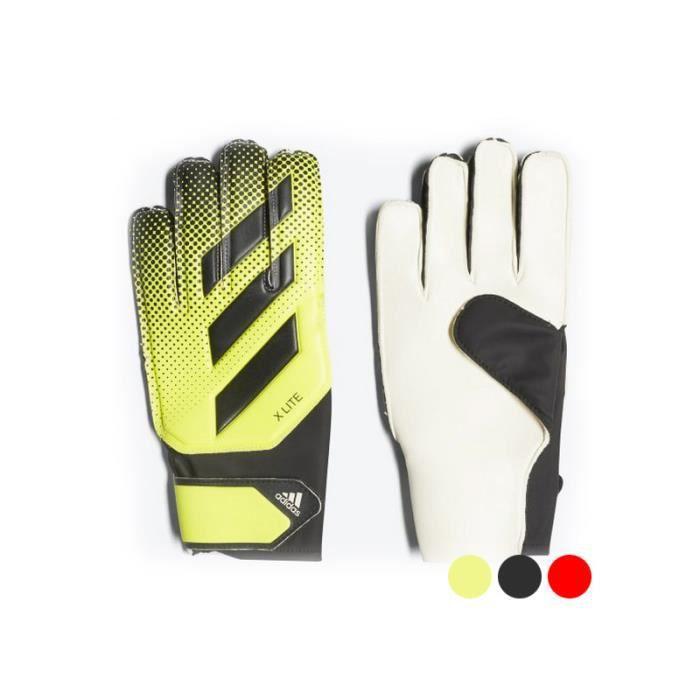 Adidas - Gants de Gardien de But Adidas X Lite - (Noir / Jaune - 11)
