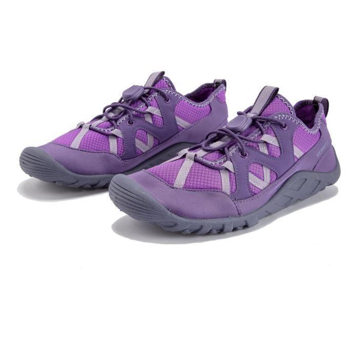 Merrell Garçons Hydro Cove Chaussure De Marche Randonnée - Violet Sport