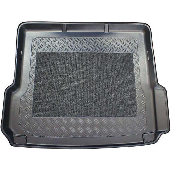 Tapis de coffre Dacia Duster 4 WD depuis 2010- MTM protection du coffre sur mesure