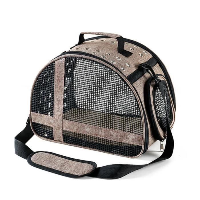 GR14752-Capsule De Package Porte-Pet Capsule Sac Transparent Pour La Randonnée En Déplacement Marche En Plein Air