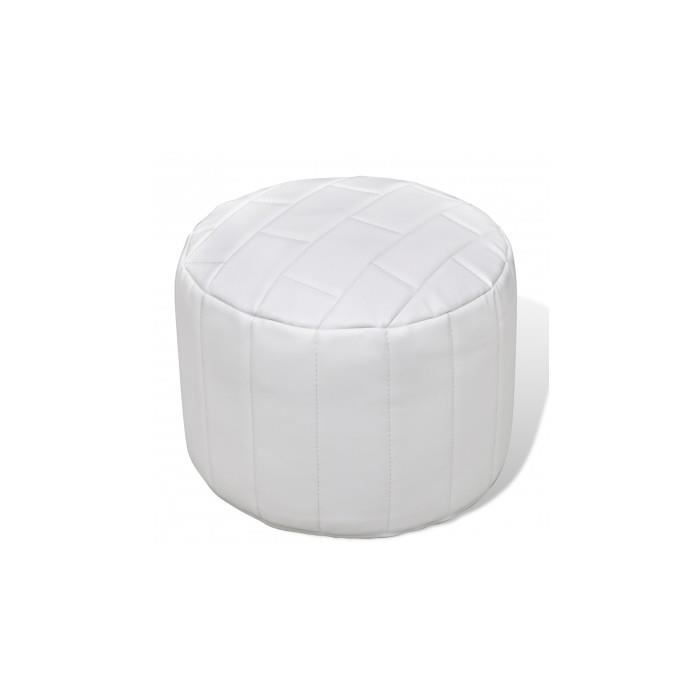 pouf repose pied contemporain avec un design simple achat vente pouf poire cdiscount. Black Bedroom Furniture Sets. Home Design Ideas