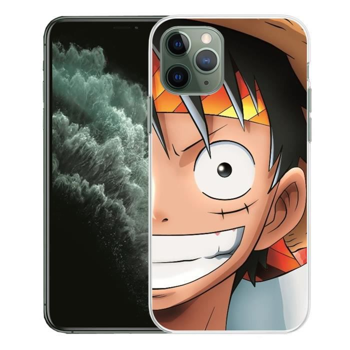 coque pour iphone 11 pro max luffy one piece