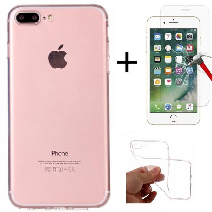 coque iphone 7 silicone doux