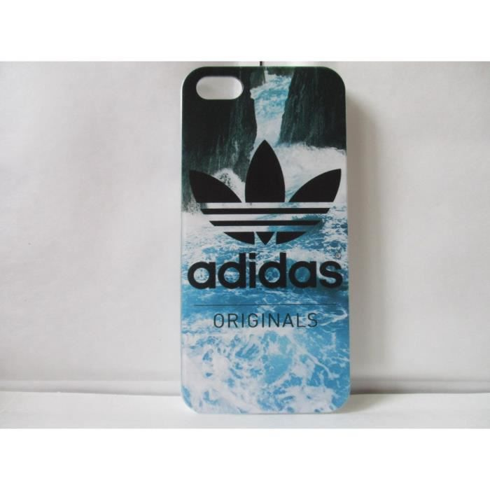 coque adidas iphone 5 5s neuf motif a achat coque. Black Bedroom Furniture Sets. Home Design Ideas