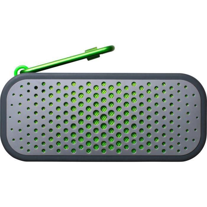 ENCEINTE NOMADE Boompods Blockblaster Enceinte Bluetooth outdoor,
