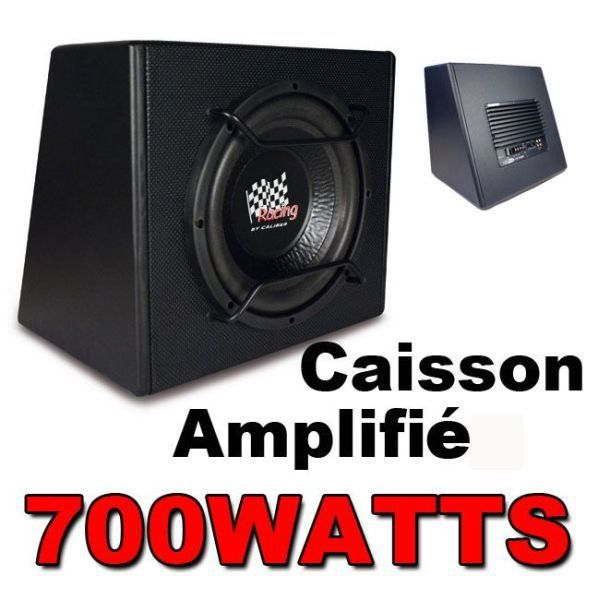 caisson amplifie caliber bc112ra achat vente enceintes caisson amplifie caliber bc cdiscount. Black Bedroom Furniture Sets. Home Design Ideas