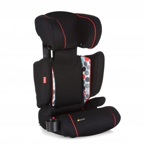 Isofix Base en Noir//Gris 3-12 ans Neuf Hauck BodyGuard Pro Groupe 2//3 siège auto