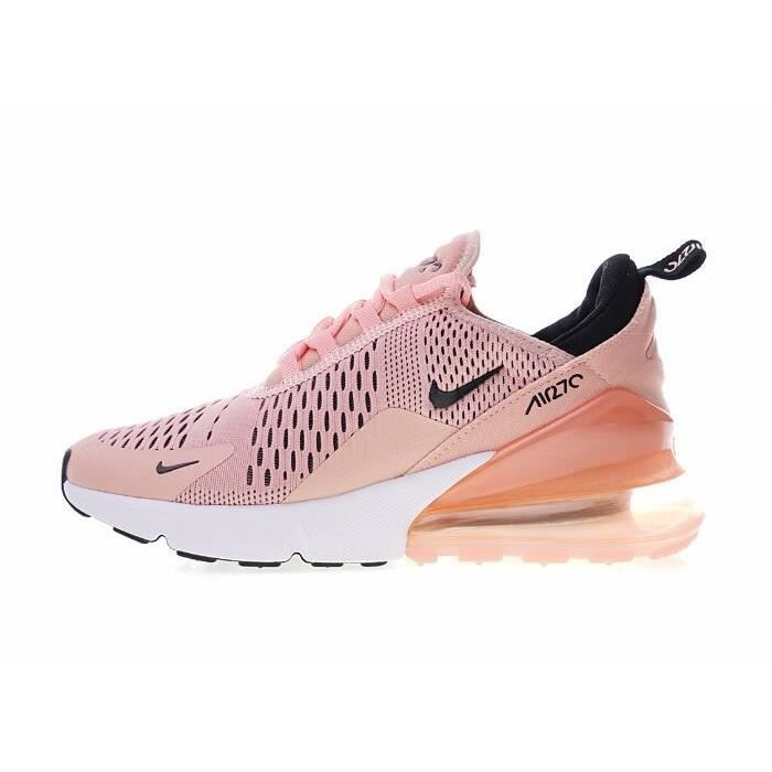 f09f49ff0 Nike Air Max 270 Chaussure pour Femme Rose Rose - Achat / Vente ...