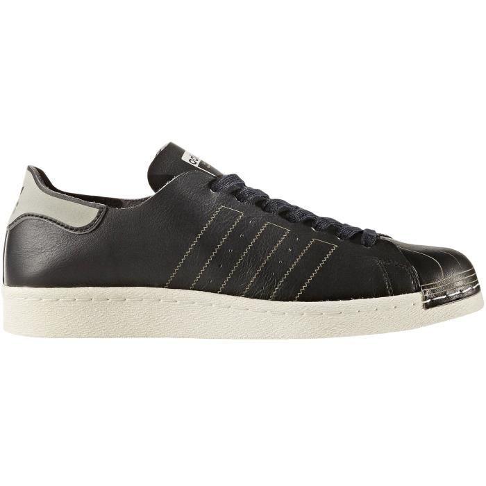 Adidas Superstar 80S Decon Homme baskets décontracté lacets - noir ...