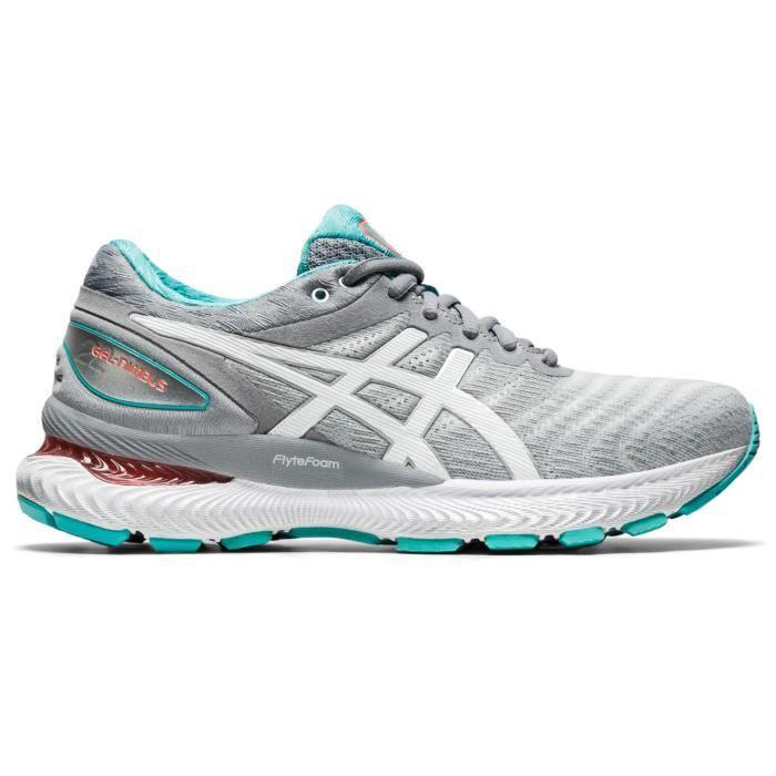 Chaussures de running femme Asics Gel-Nimbus 22 - Cdiscount Sport