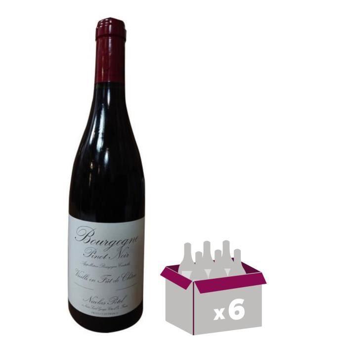 Nicolas Potel 2018 Pinot Noir Vieilli en Fût de Chêne - Vin rouge de Bourgogne