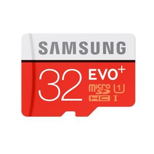 CARTE MÉMOIRE Samsung Carte Micro SD Evo Plus Adapt SD 32Go