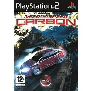 JEU PS2 NEED FOR SPEED CARBON / JEU CONSOLE PS2