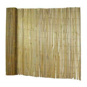CLÔTURE - GRILLAGE Canisse en Bambou - Brise-Vue Jardin | Brise Vue B