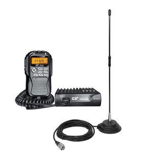 RADIO CB Radio CB CRT Mike, ASQ + Antenne CB PNI Extra 40 a