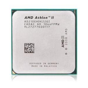 PROCESSEUR Processeur Amd Athlon Ii 210E Dual Core Am3 + 2.6G