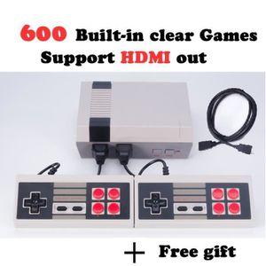 JEU CONSOLE RÉTRO HDMI Out Rétro Classique de poche joueur de jeu Fa