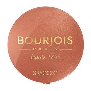 FARD A JOUE - BLUSH Bourjois Blush Boîte Ronde Brun cuivré 03