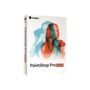 MULTIMÉDIA Corel PaintShop Pro 2019 Ensemble de boîtes 1 util