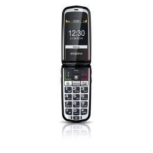 Téléphone portable Emporia Glam Noir
