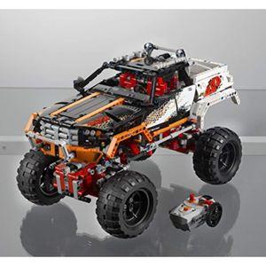 ASSEMBLAGE CONSTRUCTION Jeu D'Assemblage LEGO CIPHL Technic 9398: 4X4 sur
