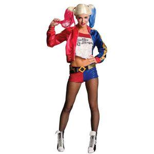 DÉGUISEMENT - PANOPLIE DC femmes de Rubie Suicide Squad, Harley Quinn Cos