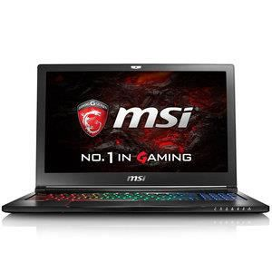 ORDINATEUR PORTABLE PC portable MSI GS63 7RD-059FR Stealth - 15.6' LED