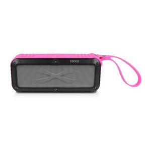 HAUT-PARLEUR - MICRO Haut-parleur Bluetooth étancheNIKKEI - BOXX3 Rose