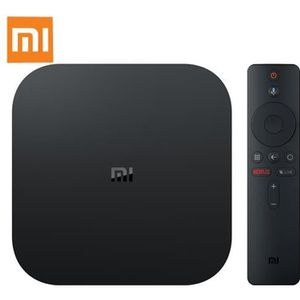 BOX MULTIMEDIA Mi Box S XiaoMi TV Box S IPTV Free Android 8.1 WIF