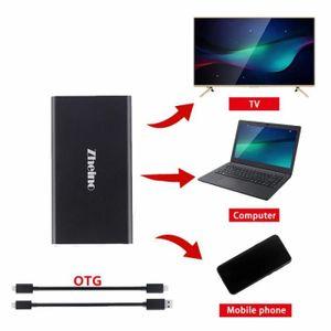 DISQUE DUR EXTERNE Disques externes  SSD 128 Go with USB3.1-TYPE-C ca