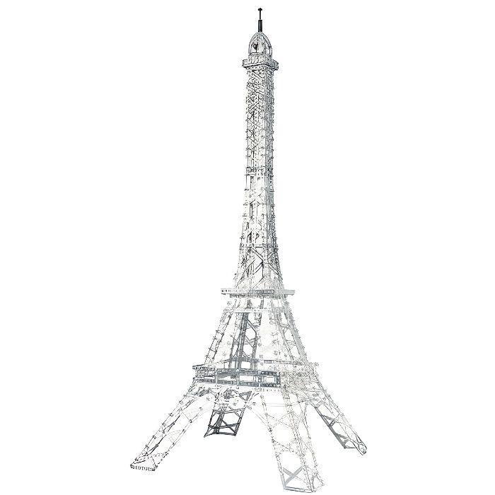 Eitech - Construction mécanique : Tour Eiffel