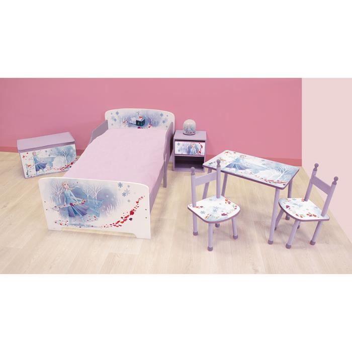 REINE DES NEIGES Pack chambre complet pour enfant