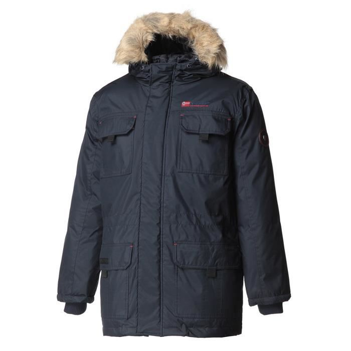 GEOGRAPHICAL NORWAY Parka Arsenal 068 - Homme - Marine