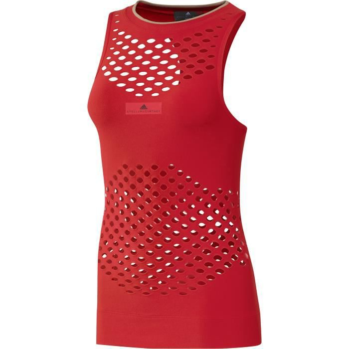 Maillot femme adidas by Stella McCartney Court Seamless Tank