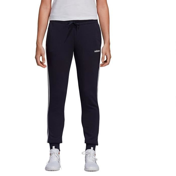 Vêtements femme Pantalons Adidas Essentials 3 Stripes Pants Long